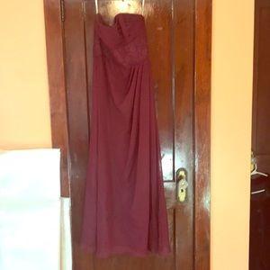 Jordan Fashions Bridesmaid Dress size 8